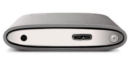LaCie Starck Mobile USB 3.0 Hard Drive