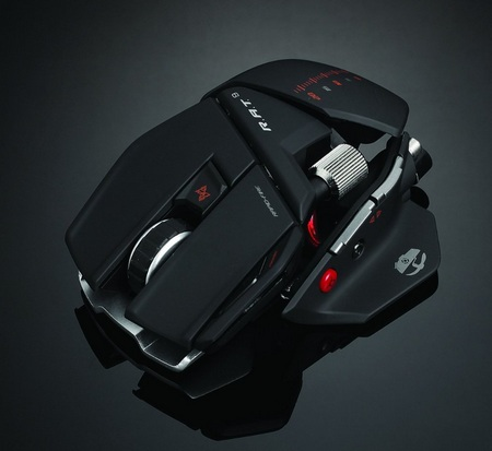Mad Catz Cyborg R.A.T. 9 Wireless Gaming Mouse 1