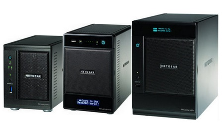 NetGear ReadyNAS Pro Business Storage Systems