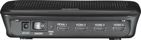 Rocketfish 4-Port Wireless HD Kit back