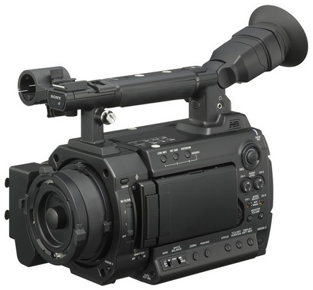 Sony PMW-F3 Super 35mm Digital Camcorder 1
