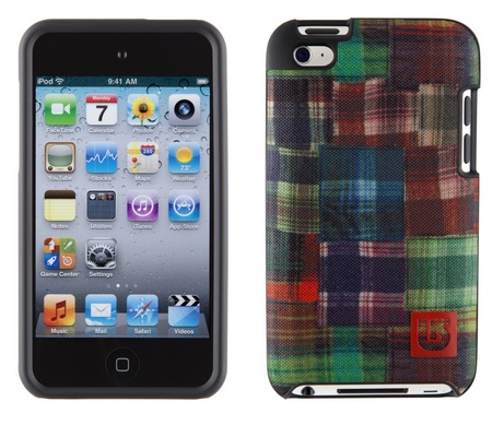 Speck Fitted x Burton iPod touch 4G Case Lumber Print