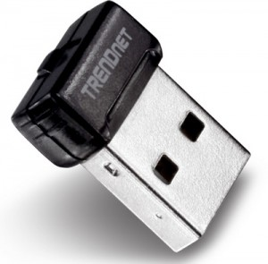 TRENDnet TEW-648UBM is the World's Smallest Wireless N USB Adapter 1