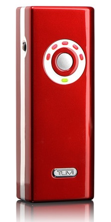 TUMI Mobile Power Pack red