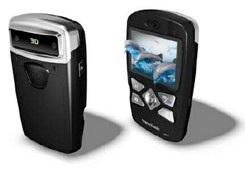 ViewSonic 3DV5 3D 720p Camcorder
