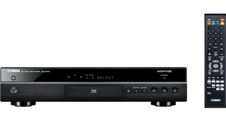 Yamaha BD-A1000 3D-Ready Blu-ray Player