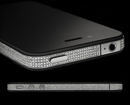 Amosu iPhone 4 Diamond Spider