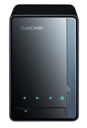 D-Link ShareCenter Pulse DNS-320 2-bay Network Storage Enclosure