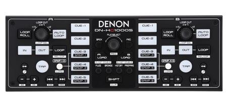 Denon DN-HC1000S USB DJ Controller