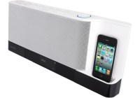 Kenwood CLX-70 iPod iPhone Sound System white