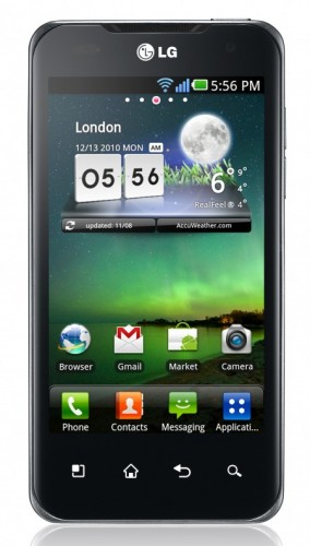 LG Optimus 2X with Tegra 2 is the World's First Dual-Core Smartphone 1