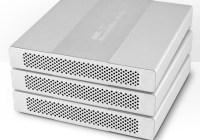 OWC Mercury Elite-AL Pro Dual mini Quad-Interface Storage Devices