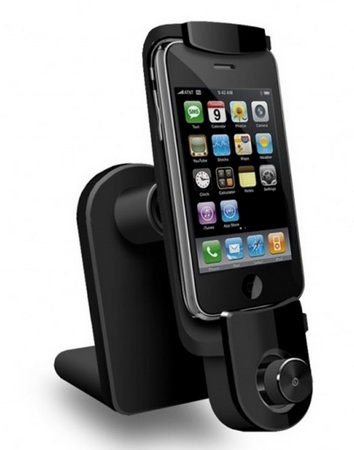 Oxygen Audio O Dock in-car iphone docking station