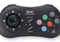 SNK NEOGEO PAD2 works with PlayStation 3