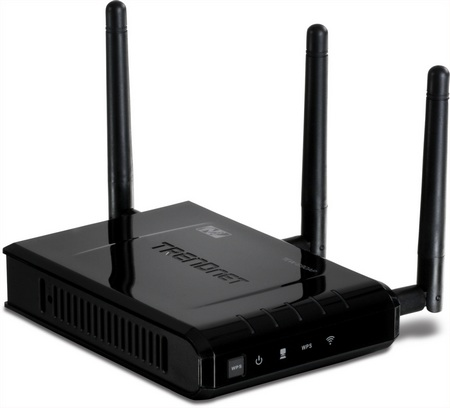 TRENDnet TEW-690AP 450Mbps Wireless N Access Point
