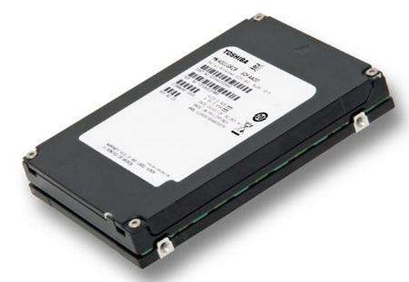 Toshiba MKxxx1GRZB Series 2.5-inch Enterprise SSD