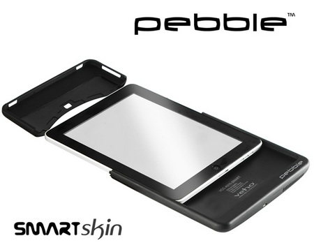 Veho Pebble Smartskin Battery Case for iPad