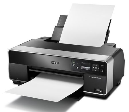 Epson Stylus Photo R3000 13-inch Printer for Photographers and Fine Artists 1