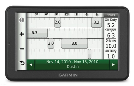 Garmin dezl series for Over-the-Road Truck Navigation 1