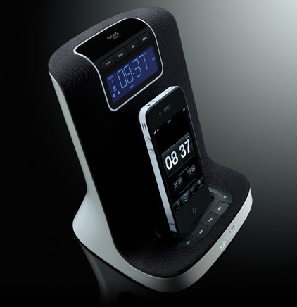 Gear4 AlarmDock Halo Alarm Clock for iPhone iPod touch