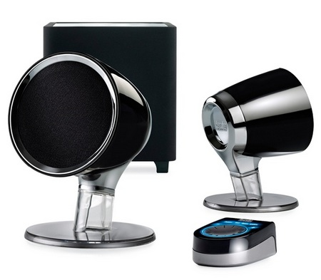 Hercules XPS 101 2.1 Speaker System