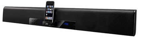JVC TH-BC3 Soundbar Home Theater System