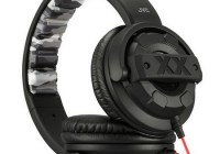 JVC Xtreme Xplosives HA-M5X around-the-ear headphones