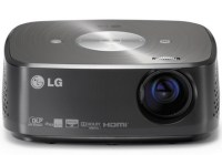 LG HW300T and HX350T Portable LED Projectors with ATSC Tuner