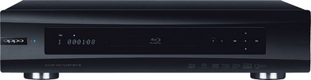 OPPO BDP-95 Universal 3D Blu-ray Player with Sabre32 Reference DAC