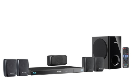 Panasonic SC-BTT270 Full HD 3D Blu-ray Home Theater System