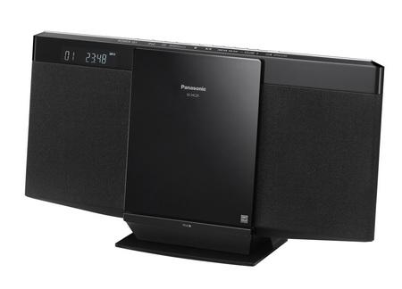 Panasonic SC-HC25 stereo system