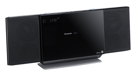 Panasonic SC-HC55 stereo system with Bluetooth