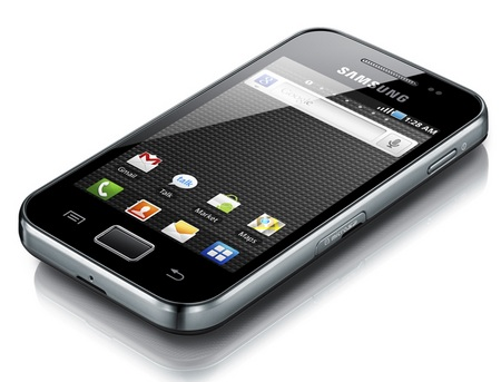 Samsung Galaxy ACE Android Phone 1