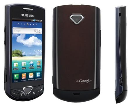 Samsung Gem SCH-I100 Android Smartphone 1