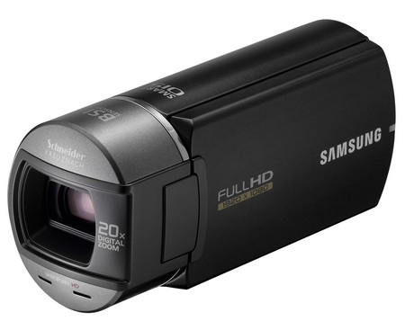Samsung HMX-Q10 Affordable Full HD Camcorder 1