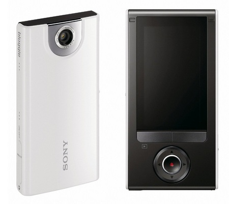 Sony Bloggie MHS-FS1 Full HD pocket Camcorder