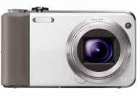 Sony Cyber-shot DSC-HX7V CompactCamera with 10x Optical Zoom white