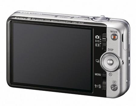 Sony Cyber-shot DSC-WX9 Digital Camera