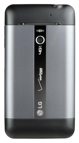 Verizon LG Revolution LTE 4G Android Smartphone back