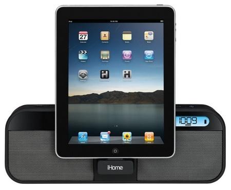 iHome iD28 ipad speaker system