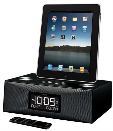 iHome iD85 ipad speaker system