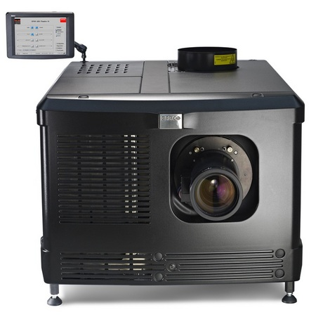 Barco DP2K-P Digital Cinema Projector for Post-production