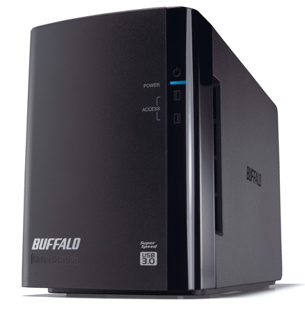 Buffalo DriveStation Duo and DriveStation Quad USB 3.0 Storage Devices