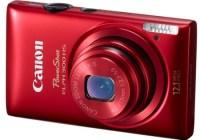 Canon PowerShot ELPH 300 HS digital camera red