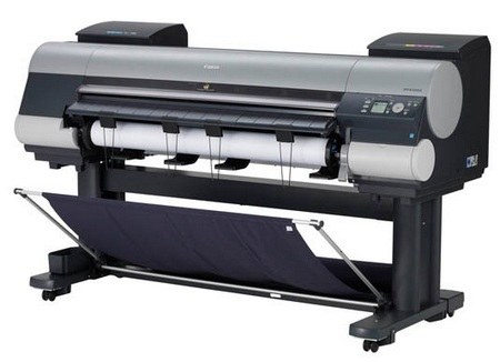 Canon imagePROGRAF iPF8300S .Large Format Printer