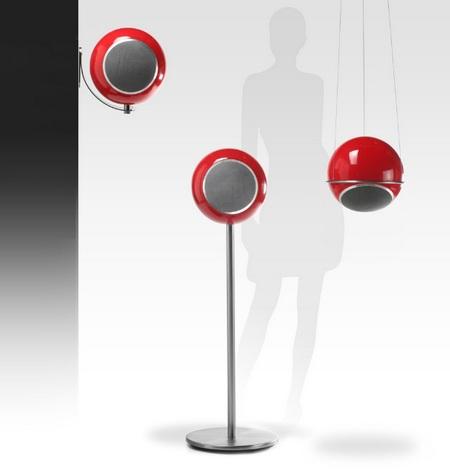 Elipson Planet L Spherical Speaker1