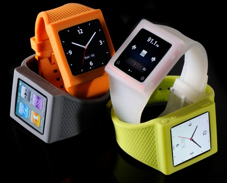 HEX Watch Band for iPod nano 6G