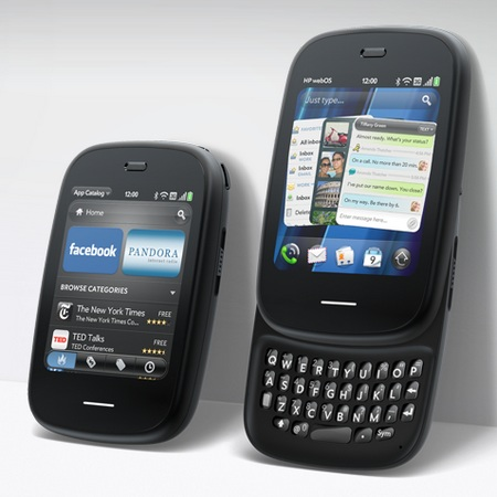 HP Veer - Smallest webOS Smartphone
