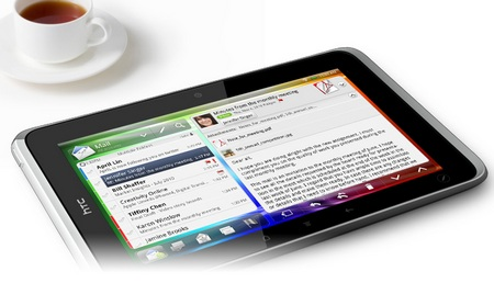 HTC FLYER 7-inch Android Tablet with 1.5GHz CPU htc sense