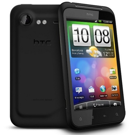 HTC Incredible S 4-inch Android Smartphone